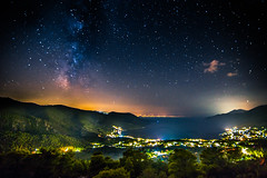 Midnight summer dream (Vagelis Pikoulas) Tags: night nightscape landscape view space stars star universe milky way long exposure canon 6d tokina 1628mm greece summer 2016