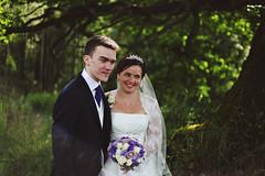 Love (julianesofiee) Tags: love wedding bride groom couple inlove flower bouqet portrait photography canon canon5dmarkii people norway outdoor