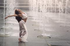 (dimitryroulland) Tags: nikon d600 85mm 18 dimitry roulland paris france water natural light dance dancer circus artist performer art