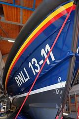Nora Stachura (Mike.Dales) Tags: cornwall lifeboat stives rnli norastachura