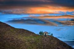 (Dimitil) Tags: sainelias prophetelias mountain sky sunrise clouds church littlechurch chapel greekchapel orthodox farkadona greece hellas thessaly