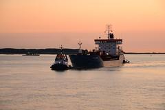 Bro Nissum DST_6705 (larry_antwerp) Tags: 9340623 bronissum antwerp antwerpen       port        belgium belgi          schip ship vessel        schelde        tanker    tug sleepboot