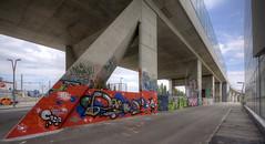 Band (Herbalizer) Tags: band graffiti vienna wien austria sterreich wall wand halloffame street strasse