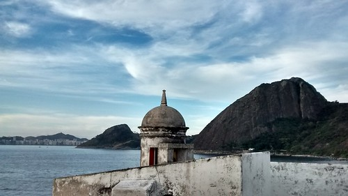 Niterói - Fortaleza de Sta. Cruz da Barra