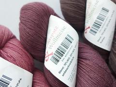 Wollmeise Blend - Unbeschreiblich / Indescribable (ladydanio) Tags: wollmeise blend yarn stash unbeschreiblich indescribable