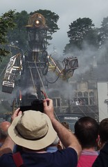 Man Engine (gasheadali) Tags: tavistock devon man engine puppet heritage unesco crowd mechanism mechanical manengine