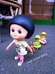 """Let's go Don't get lost!"" :D (cute-little-dolls) Tags: muichan ixtee doll sonnyangel robby ttya sylvanianfamily minifigure kawii friends rement"