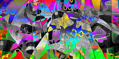 theme-frOm-mystic-material 2016 (artyfishal44...not so busy..!) Tags: themefrommysticmaterial 2016 sandy abstractartangel77 appreciation champion artyfishal44 jim kandinsky music photoshop digital art abstract awardtree hypothetical illusion perception dreamteacher youniverse dabc colourtheory