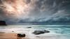Sunrise over Garie Beach (vito_ricapito) Tags: garie beach vito ricapito royal national park sydney clouds seascape