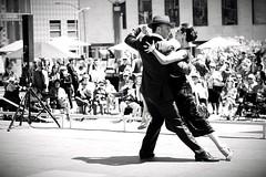 Have a tango weekend ( YoungAdventure) Tags: san francisco     nikonnikkorpc105mmf25 nikkor105mmf25 yerba buena garden festival union square live tango mt