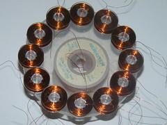 12 Coil armature [2] (RODALCO2008) Tags: coils coil 12coil armature copper windings