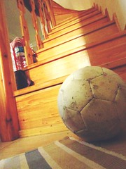 Up, I can go. #inspiration #up #soccer #bottom #getup (rainbowyeung) Tags: inspiration up soccer bottom getup