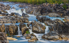 Great Falls Park - Virginia (~ Floydian ~ ) Tags: longexposure usa fall nature water america canon river landscape flow photography waterfall stream ray force power great falls le nd potomac virgina singh greatfallspark vari mathergorge floydian canoneos1dsmarkiii singhrayvarind henkmeijer