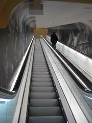 (Alain Proviste) Tags: amsterdam design moving escalator staircase escalier roltrap escalierroulant escaliermécanique
