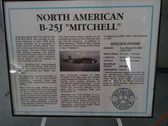 "1943 North American B-25J ""Mitchell"" (Michel Curi) Tags: philadelphia reading pennsylvania aviation airplanes pa museums airmuseum midatlanticairmuseum rdg krdg"