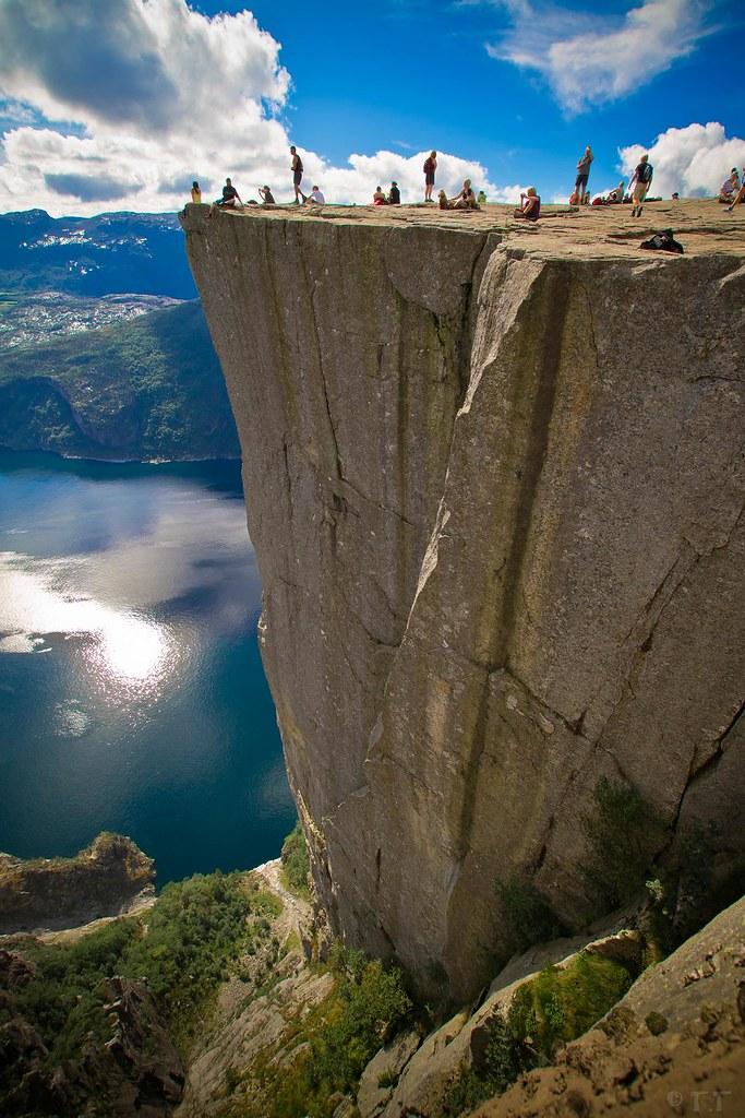 Vách đá Pulpit hùng vĩ của Na Uy 1