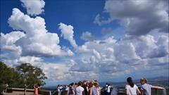 Mt Ainslie timelapse (~Jek~) Tags: sunset clouds timelapse video australia canberra aus act mtainslie australiancapitalterritory mountainslie