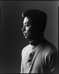 Thanh (Denis G.) Tags: rodinal largeformat viewcamera 2014 ilko foma100 20x25 standdev largeformatportrait