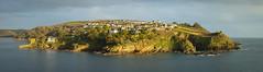 Polruan, Cornwall (bigsi100) Tags: cornwall pano polruan stitcher