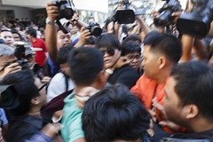 20150214-เลือกตั้งที่ลัก -80 (Sora_Wong69) Tags: people thailand bangkok protest police liberalism activist politic assembly coupdetat nonviolenceaction supportelection