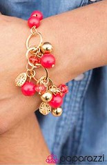 Sunset Sightings Red Bracelet K2 P9712A-5