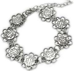 5th Avenue Silver Bracelet P9212-5