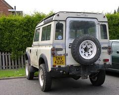 SNV 422G (Nivek.Old.Gold) Tags: 1969 station wagon diesel rover land series 88 stationwagon 2a series2a 3300cc anniesbeast