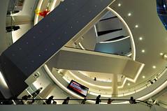 Siam Paragon shopping mall in Bangkok - Thailand (PascalBo) Tags: people shop architecture stairs thailand nikon asia southeastasia magasin bangkok capital escalator thalande stairway staircase asie capitale escalier d300 asiedusudest pascalboegli
