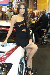 Ginetta Cars Babe Emily Jane Williams (Tanvir's Pics 2010) Tags: cars emily birmingham williams jane babe international nec autosport ginetta 2015