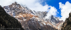 Himalayas In the Cloud, Bhratang, Annapurna Circuit, Nepal (Feng Wei Photography) Tags: travel nepal panorama cloud mountain snow color beautiful horizontal landscape asia outdoor scenic peak remote majestic annapurnacircuit annapurna himalayas gandaki chame bhratang annapurnaconservationarea
