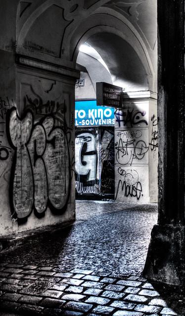 Souvenirs, Prague
