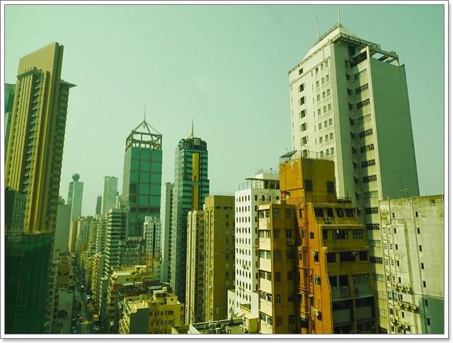 香港旅遊住宿飯店宜必思ibis中上環酒店機場快線image033