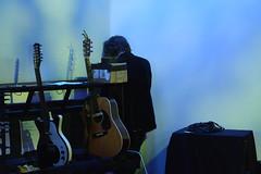 FATHER JOHN MISTY AT WNYC. (skinnyboybalki) Tags: new york city usa records love misty john magazine photography hall concert village you father greenwich christopher bored josh mixtape subpop tillman honeybear
