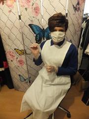 DSCF4753 (DonnaLouise) Tags: nanny medical nurse matron