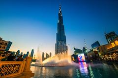 Burj Khalifa (Royston_Kane) Tags: travel buildings dubai sony uae a7 2015 14mm rokinon sonya7 burjkhalifa rokinon14mm