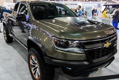 2015 Philadelphia Auto Show - Chevrolet Colorado ZR2 (abysal_guardian) Tags: auto show chevrolet philadelphia canon eos colorado unitedstates pennsylvania efs 2015 zr2 1755mm efs1755mmf28isusm 7dmarkii 7dm2