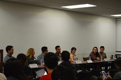 "WICS Week 2 ICS Career Panel 1/12/15 • <a style=""font-size:0.8em;"" href=""http://www.flickr.com/photos/88229021@N04/16602691826/"" target=""_blank"">View on Flickr</a>"