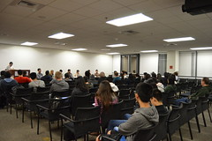 "WICS Week 2 ICS Career Panel 1/12/15 • <a style=""font-size:0.8em;"" href=""http://www.flickr.com/photos/88229021@N04/16627998192/"" target=""_blank"">View on Flickr</a>"