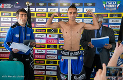 20/02/2015 Week 6 Group B Weigh In Italia Thunder vs Caciques de Venezuela (World Series Boxing) Tags: boxing aiba seasonv worldseriesboxing italiathunder caciquesdevenezuela