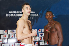 20/02/2015 Week 6 Group A Match Cuba Domadores vs British Lionhearts (World Series Boxing) Tags: boxing aiba seasonv worldseriesboxing britishlionhearts cubadomadores