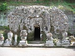 Goa Gajah Temple - Elephant Cave