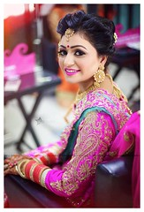 Cuteness Personified. <3 (Vipul Sharma 007) Tags: love beautiful bride be goals happy lovely smiles smile pink jewellery ethnic wear best photographer vipul sharma follow us snapchat twitter trending amazing work profile india indian asian