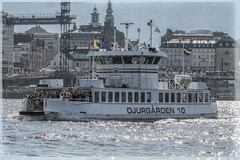 (Dale Michelsohn) Tags: sea water ferry canon boat sailing sweden stockholm g5x dalemichelsohn