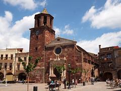 PRADES-09 (e_velo ()) Tags: 2016 catalunya baixcamp prades primavera spring olympus e620 esglsies iglesias churches holybuildings