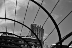 DSC_9853 (coffeebucks) Tags: barbican barbicancentre brutalism modernism barbicanestate cityoflondon london architecture chamberlinpowellandbon lakesideterrace