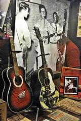 Memphis - Sun Records - Elvis Guitars (zorro1945) Tags: music usa sun america unitedstates memphis tennessee elvis guitars rockroll theking elvispresley sunstudio sunrecords samphillips acousticguitars scottymoore