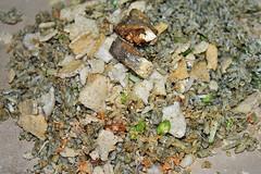 Nasi Kerabu (chooyutshing) Tags: food nasikerabu bluecolouredrice kualaterengganu terengganu malaysia