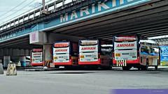 Windy nation (UnitedBara2011) Tags: amihanbuslines daewoo santarosa picsart bv115 deluxe hdr