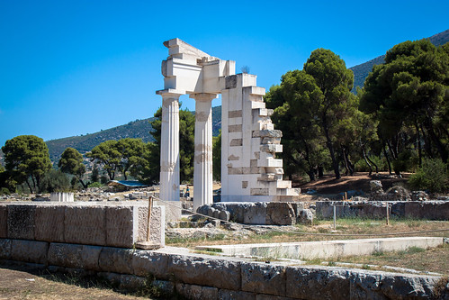 Propylon of the Gymnasium, Epidaurus