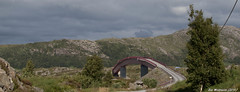 Mjsundbrua mellom Sandy og Mjmna (Mostraum) Tags: bridge bro bru sandy gulen mjmna mjsundbrua